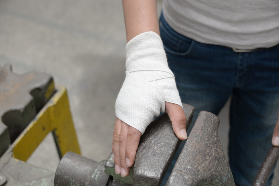 workplace injury claim in Kentucky