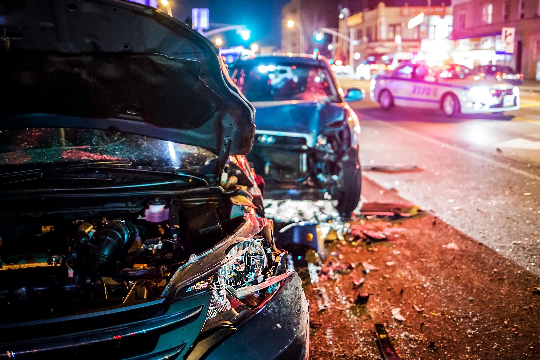 injury by drunken driver in Lexington, KY