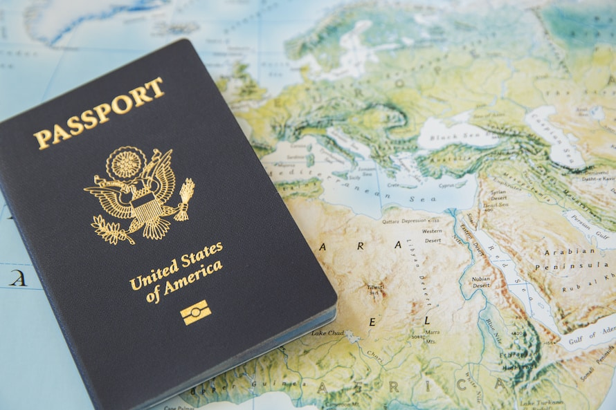 Child Passports & Custody Within and Outside the United States and Legal Documents for Children