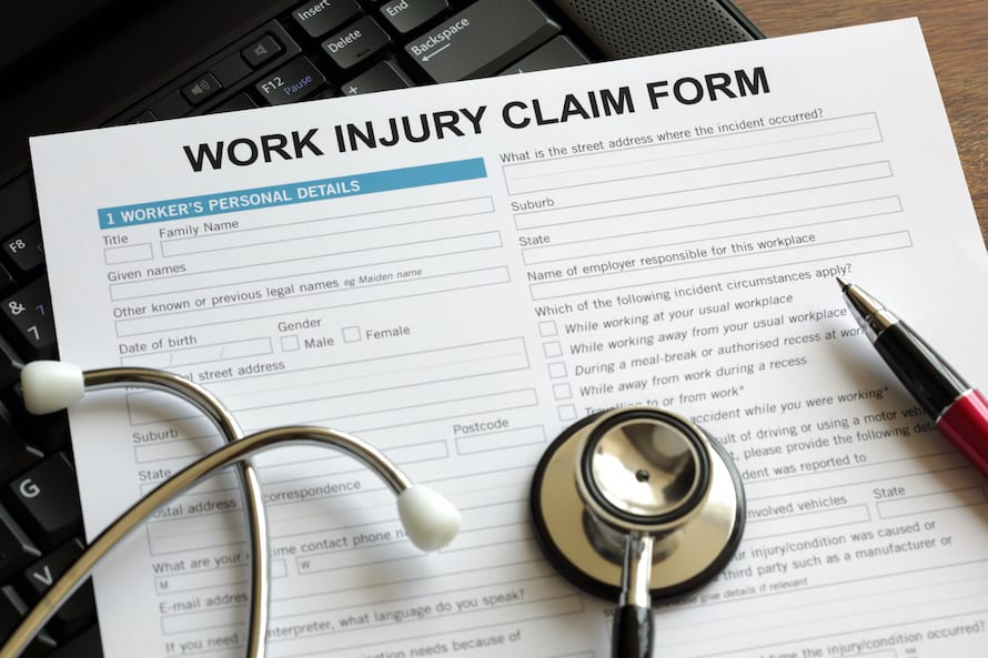 First Steps if Injured at Work Near Lexington, Kentucky (KY), like a Workers' Compensation Claim